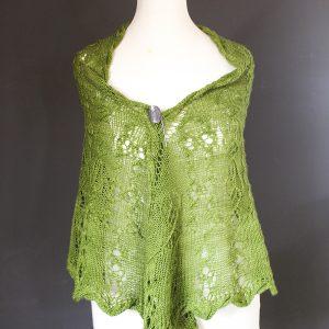 Steyrtal shawl knitting pattern