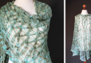 Meet the Magic Unicorn shawl knitting pattern