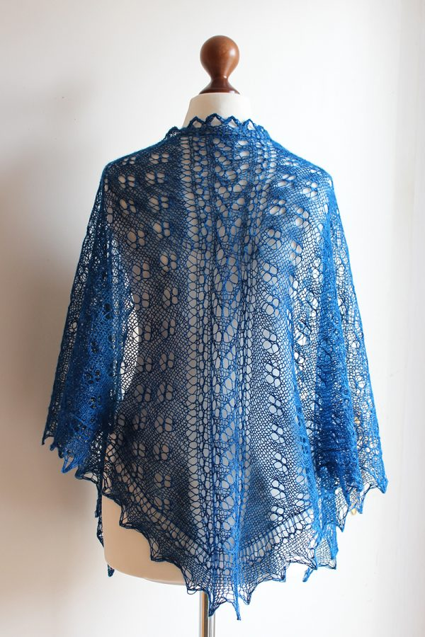 Heaven shawl