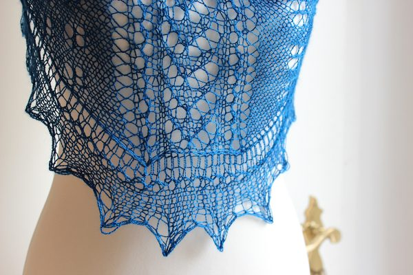 Heaven shawl