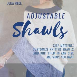 Adjustable Shawls 2019