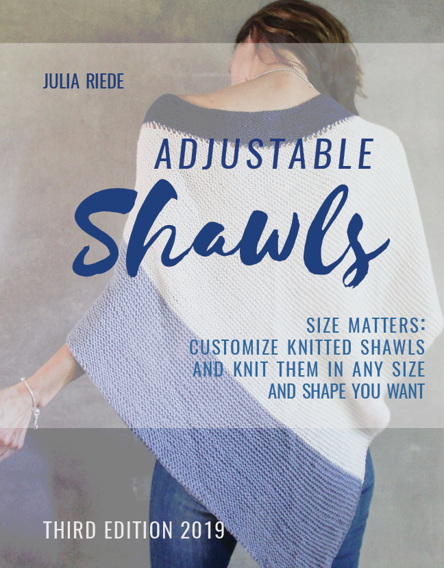 Adjustable Shawls 2019