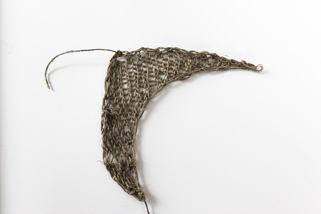 vortex shawl design