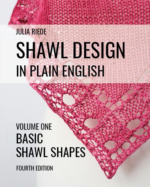 Shawl Design in Plain English 2019