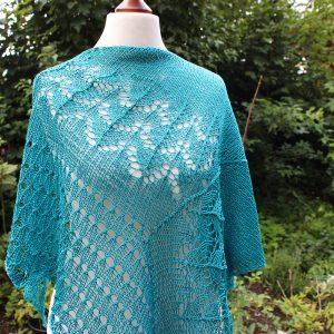Ceratium Cornutum - Knitting Art Forms of Nature