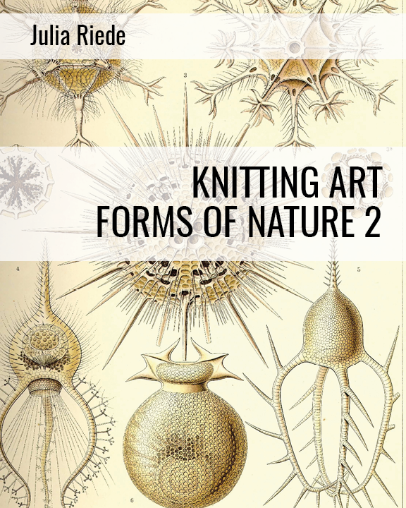 Knitting Art Forms of Nature 2