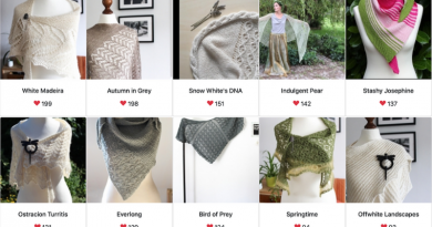 Twenty-Five Adjustable Shawls